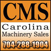 CMS - Carolina Machinery Sales