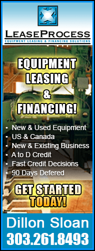 Lease Process - Sawmill Equipment Leasing