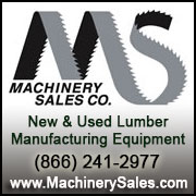 MS Machinery Sales - New & Used Lumber Equipment