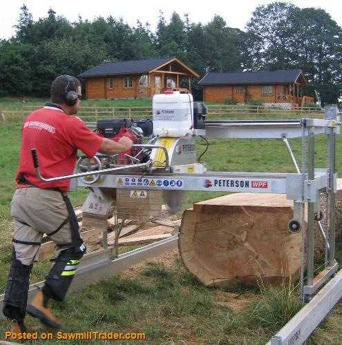 Image Result For Portable Circular Saw Mill