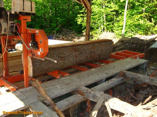 Used Portable Sawmills For Sale >> Portable Sawmill Services (ME) - Services : Sawmill ...