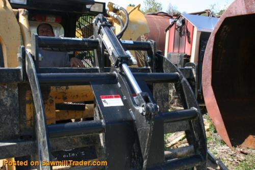 Thomas Log Grapple $1,895 - Industrial Equipment : Attachments