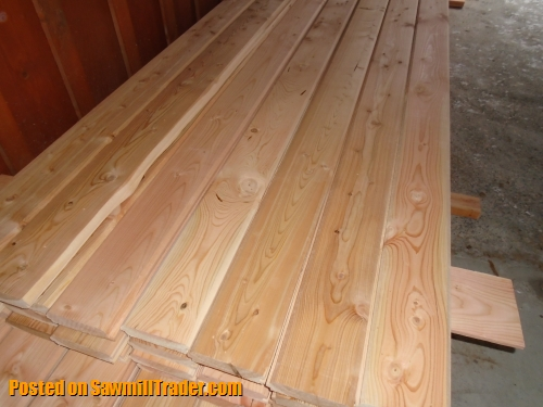 Direct from bc mill fir larch spruce pine logs lumber for Decking planks for sale
