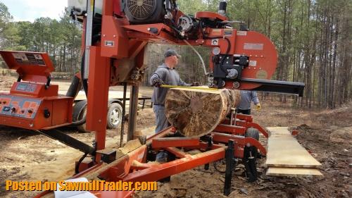 Hm126 Portable Sawmill