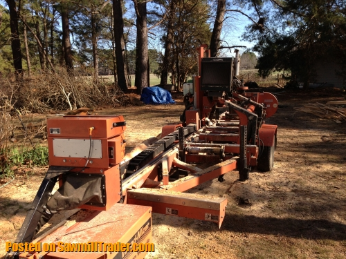 Logs To Lumber Portable Sawmill Services Central Virginia Slide Show